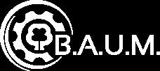 B.A.U.M.- Gemeinsam für den Umweltschutz und die Energiewende engagieren-Logo