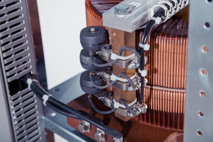Ringstelltransformator