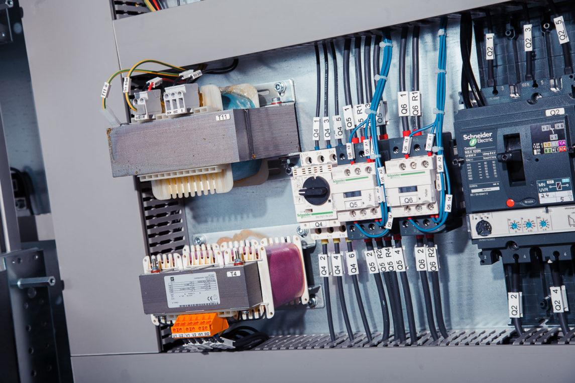 Anlagen zur Stromversorgung